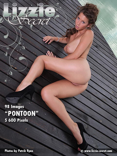Lizzie - `Pontoon` - by Patrik Ryan for LIZZIE-SECRET