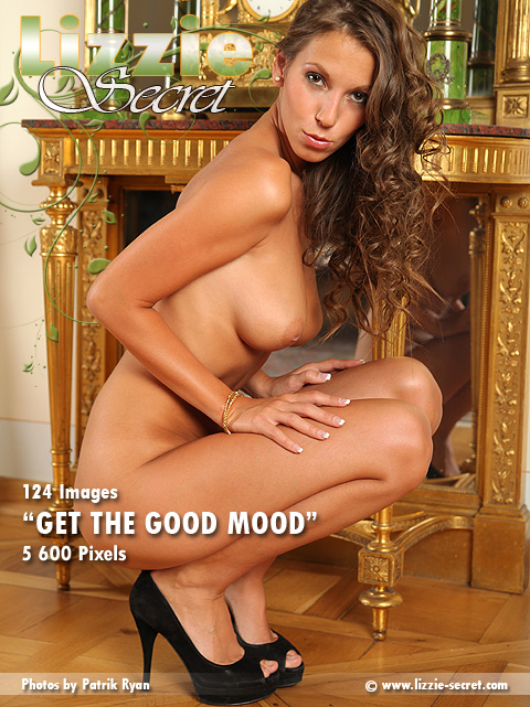 Lizzie - `Get The Good Mood` - by Patrik Ryan for LIZZIE-SECRET