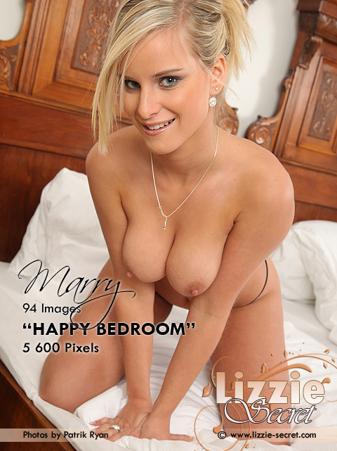 Marry - `Happy Bedroom` - by Patrik Ryan for LIZZIE-SECRET