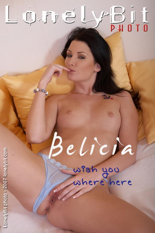 Belicia - `Wish You Where Here` - for LONELYBIT