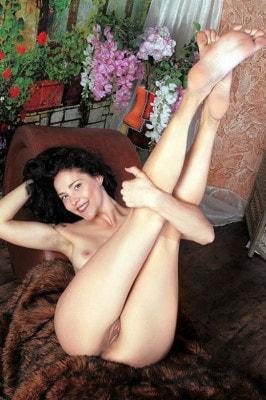 Callista B  from LOVE HAIRY