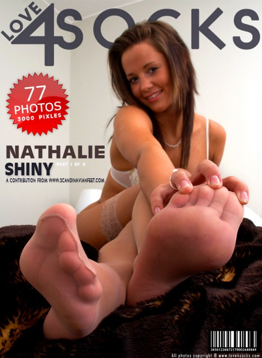 Nathalie - `Shiny - Part 1` - for LOVE4SOCKS