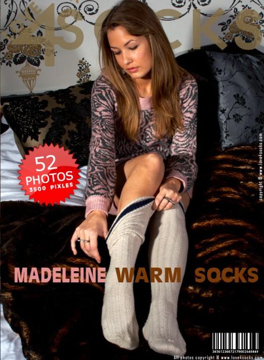 Madeleine - `Warm Socks` - for LOVE4SOCKS