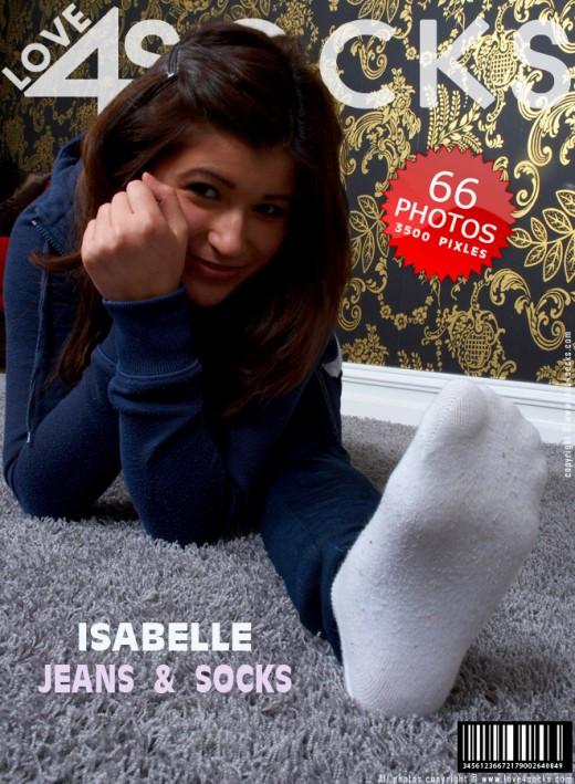 Isabelle - `Jeans & Socks` - for LOVE4SOCKS
