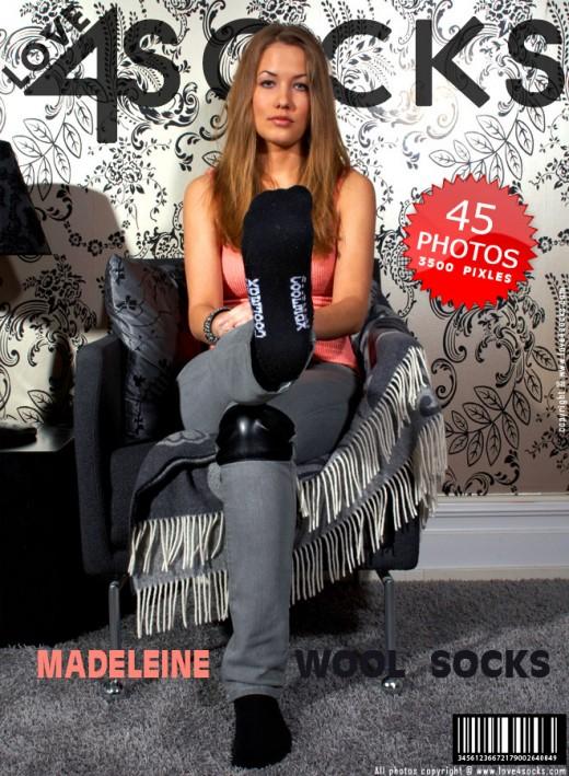 Madeleine - `Wool Socks` - for LOVE4SOCKS