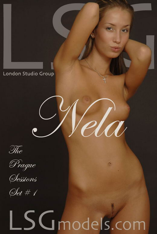 Nela - `The Prague Sessions Set #1` - for LSGMODELS