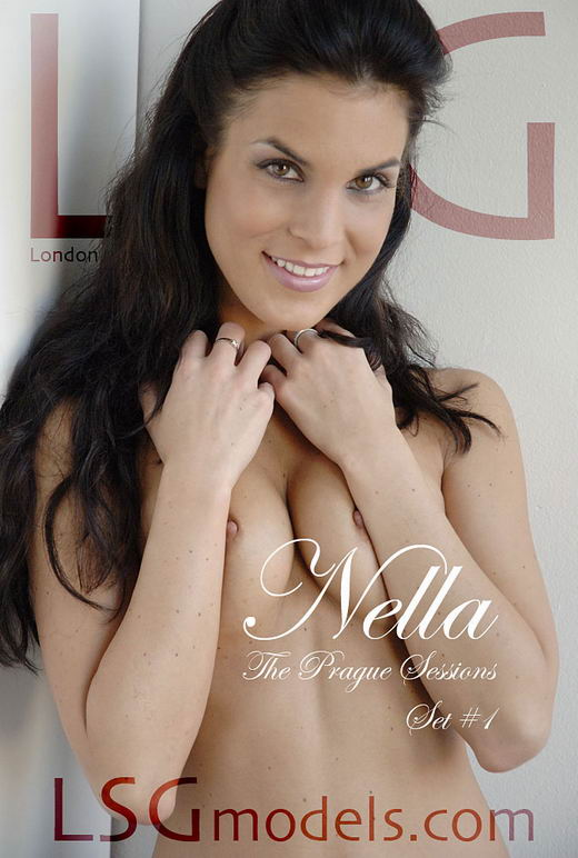 Nella - `The Prague Sessions Set #1` - for LSGMODELS