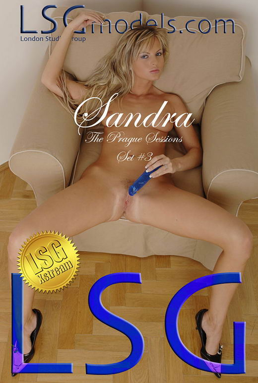 Sandra - `The Pargue Sessions Set #3` - for LSGMODELS