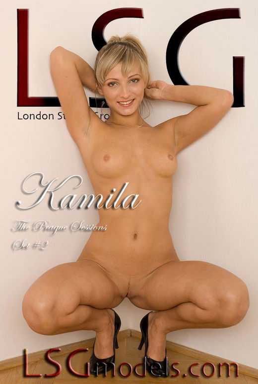 Kamila - `The Prague Sessions Set #2` - for LSGMODELS