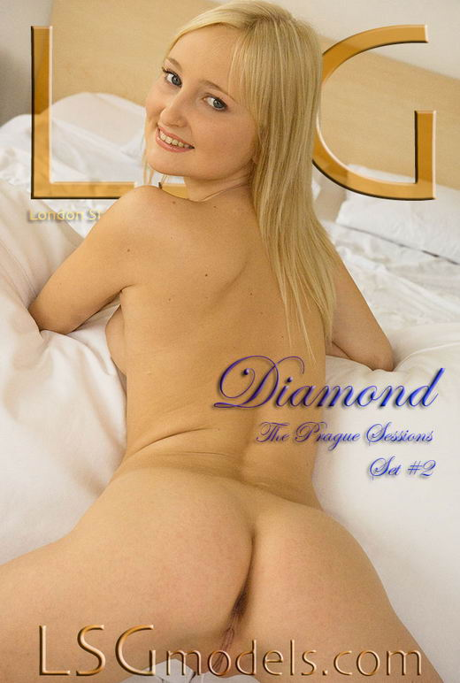 Diamond - `The Prague Sesssions Set #2` - for LSGMODELS