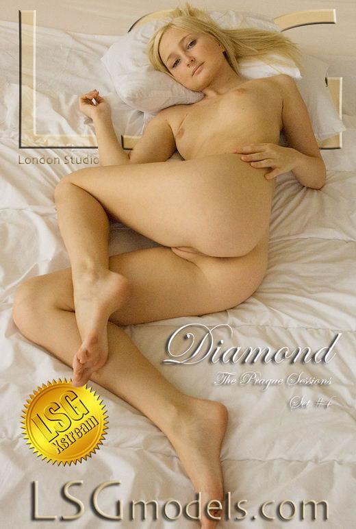 Diamond - `The Prague Sessions Set #4` - for LSGMODELS