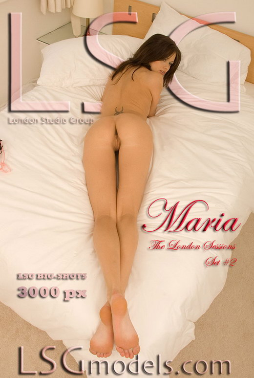 Maria - `The London Sessions Set #2` - for LSGMODELS