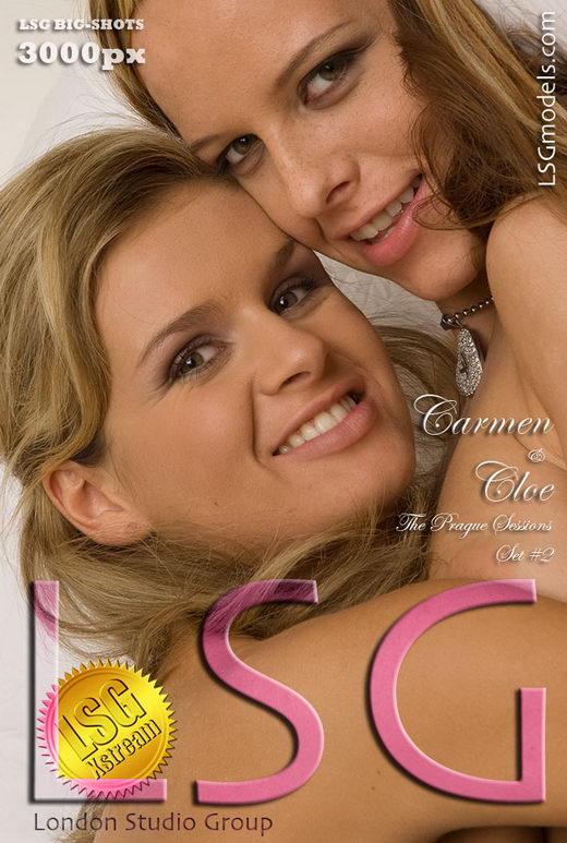 Carmen & Cloe - `The Prague Sessions Set #2` - for LSGMODELS