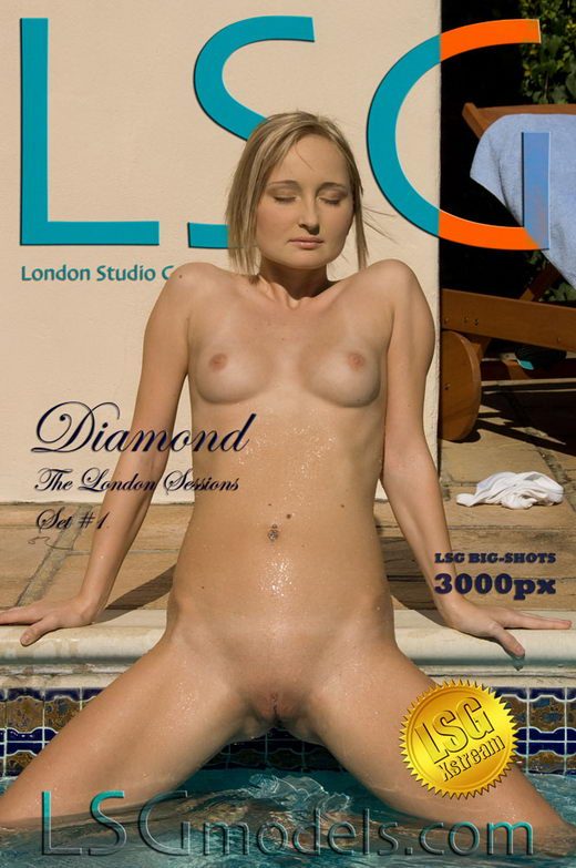 Diamond - `The London Sessions Set #1` - for LSGMODELS