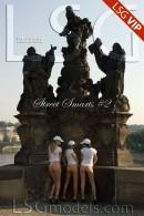 Klara & Ronni & Salome - Street Smarts #2
