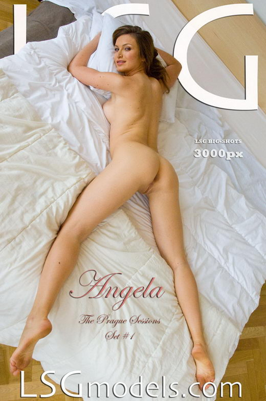 Angela - `The Prague Sessions Set #1` - for LSGMODELS