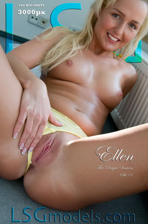 Ellen - `The Prague Sessions Set #1` - for LSGMODELS