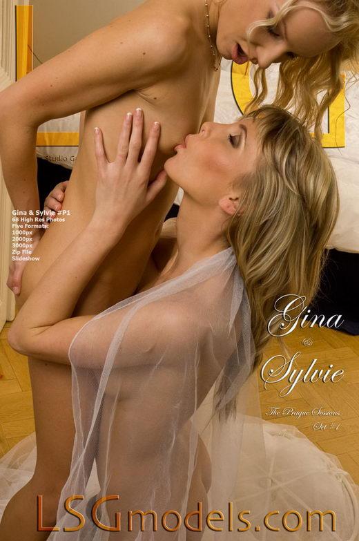 Gina & Sylvie - `The Prague Sessions Set #1` - for LSGMODELS