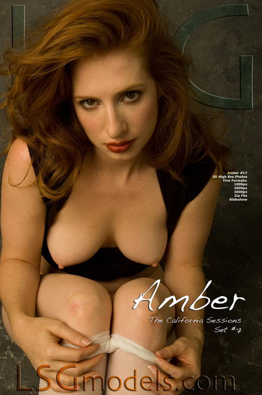 Amber - `California Sessions Set #7` - for LSGMODELS