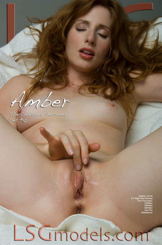 Amber - `The California Sessions Set #10` - for LSGMODELS