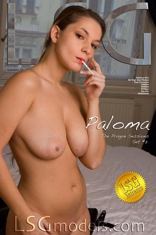 Paloma - `The Prague Sessions Set #2` - for LSGMODELS