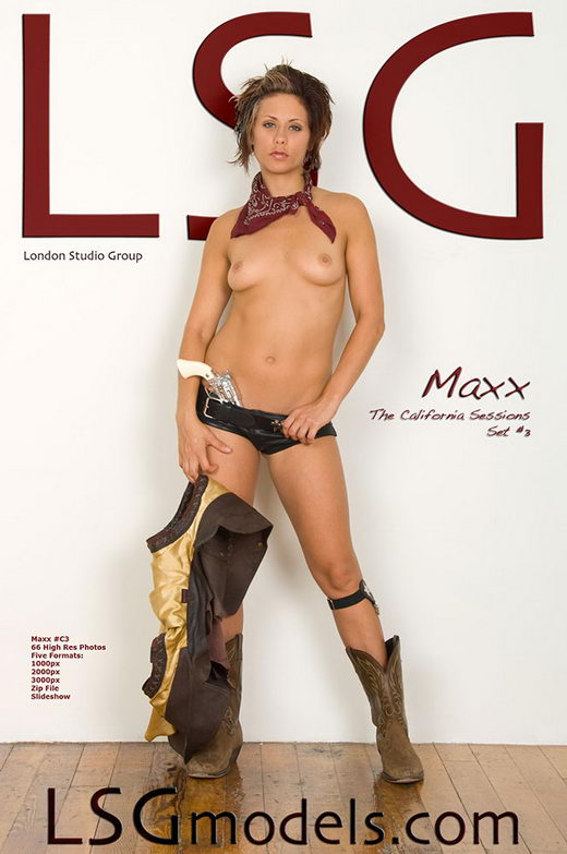 Maxx - `The California Sessions Set #3` - for LSGMODELS