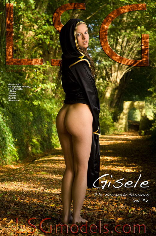 Gisele - `The Normandy Sessions Set #2` - for LSGMODELS