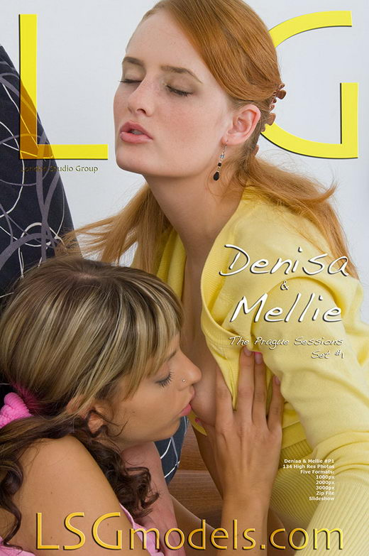 Denisa & Mellie - `The Prague Sessions Set #1` - for LSGMODELS