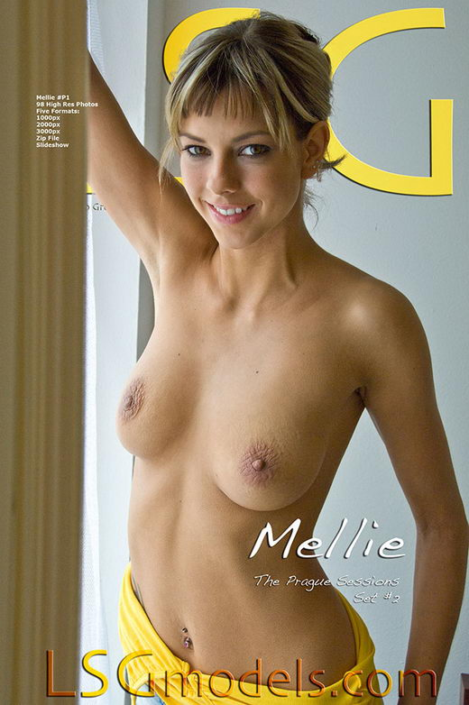 Mellie - `The Prague Sessions Set #2` - for LSGMODELS