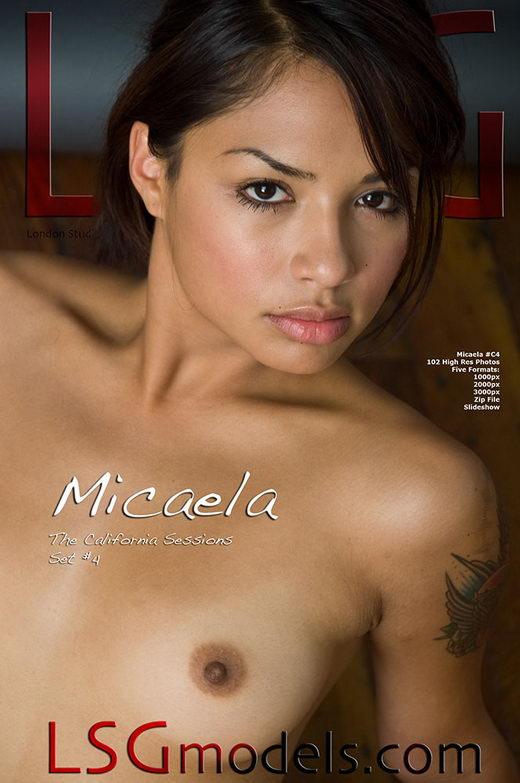 Micaela - `The California Session Set #4` - for LSGMODELS