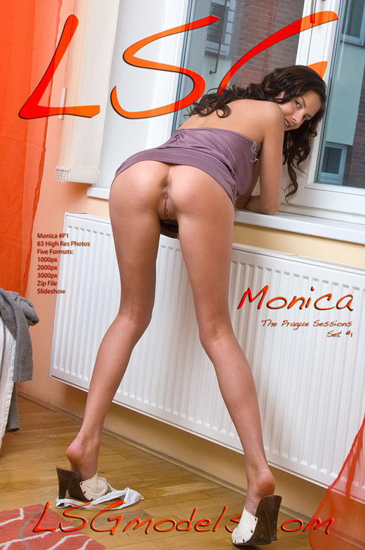 Monica - `The Prague Sessions Set #1` - for LSGMODELS