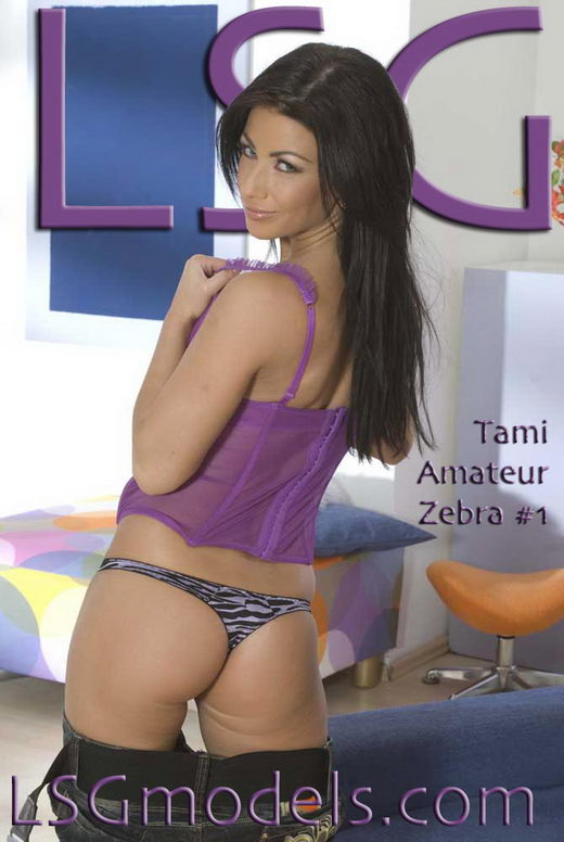 Tami - `Zebra #1` - for LSGMODELS