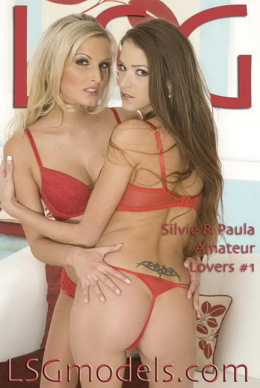 Silvie & Paula - `Lovers #1` - for LSGMODELS