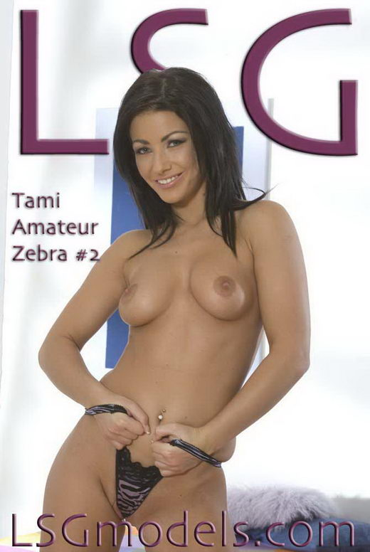 Tami - `Zebra #2` - for LSGMODELS