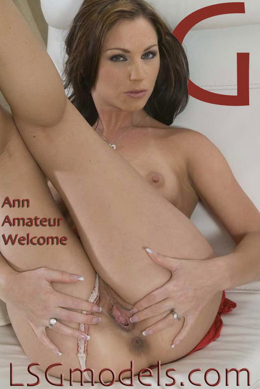 Ann - `Welcome` - for LSGMODELS