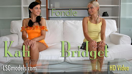 Kati & Bridget - `Fondle` - for LSGVIDEO