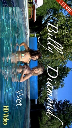 Billy & Diamond - `Wet` - for LSGVIDEO