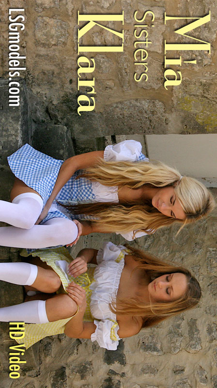 Mia & Klara - `Sisters` - for LSGVIDEO