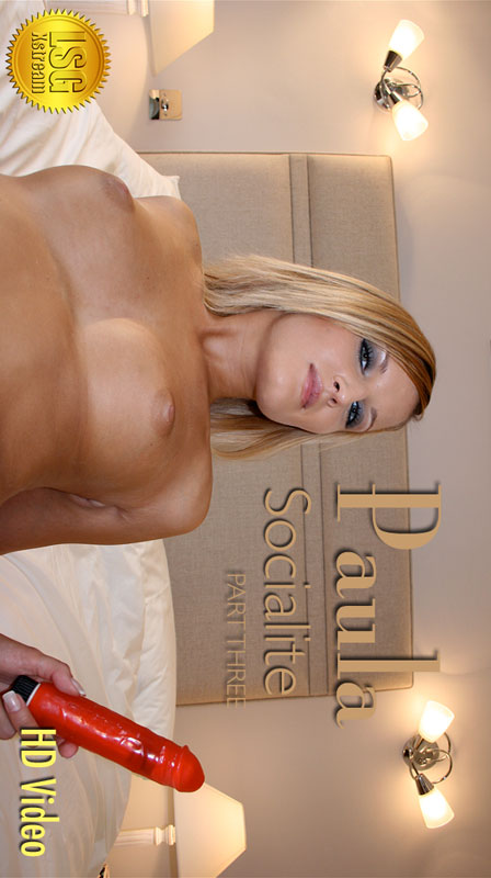 Paula - `Socialite - Part Three` - for LSGVIDEO