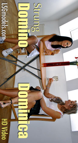 Domino & Dominica - `Strung` - for LSGVIDEO