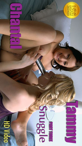 Chantal & Tammy - `Snuggle - Part Three` - for LSGVIDEO