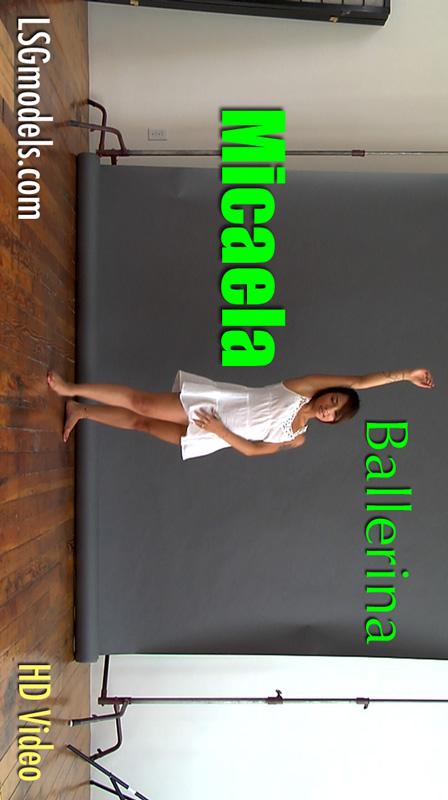 Micaela - `Ballerina` - for LSGVIDEO