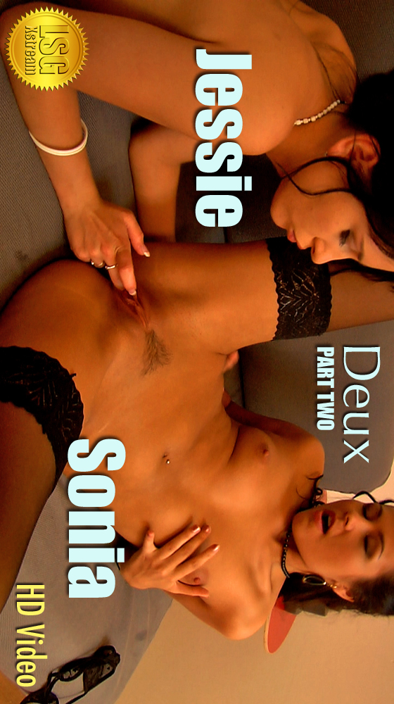 Jessie & Sonia - `Deux - Part Two` - for LSGVIDEO