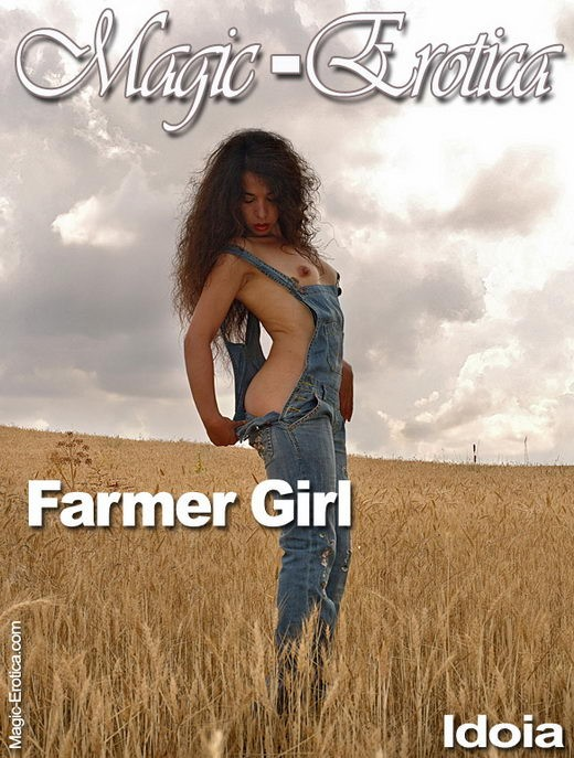 Idoia - `Farmer Girl` - by Luis Durante for MAGIC-EROTICA