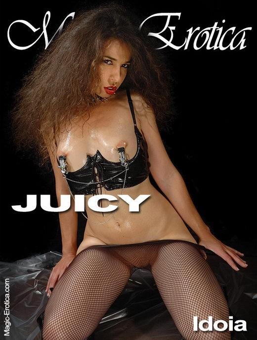 Idoia - `Juicy` - by Luis Durante for MAGIC-EROTICA