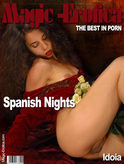 Idoia in Spanish Nights gallery from MAGIC-EROTICA by Luis Durante