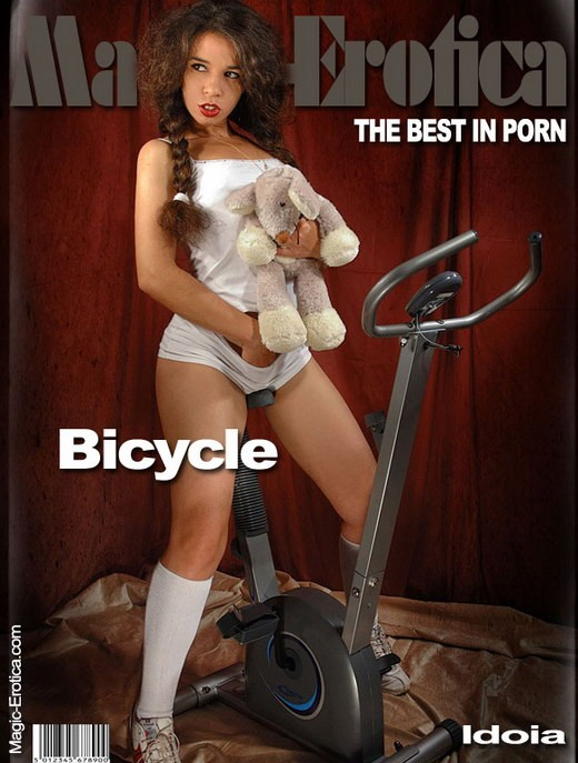 Idoia - `Bicycle` - by Luis Durante for MAGIC-EROTICA