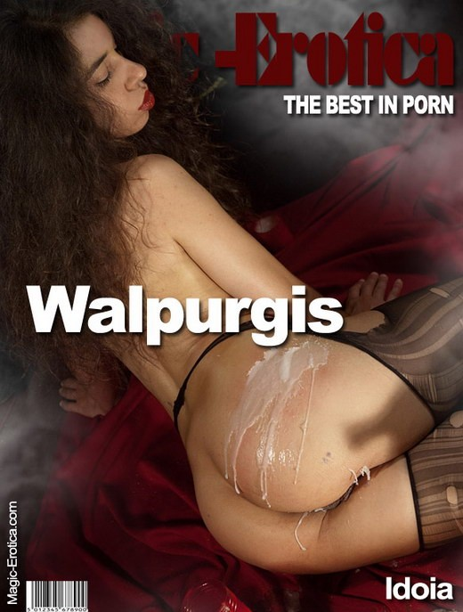Idoia - `Walpurgis` - by Luis Durante for MAGIC-EROTICA