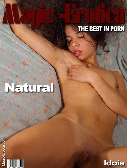 Idoia - `Natural` - by Luis Durante for MAGIC-EROTICA