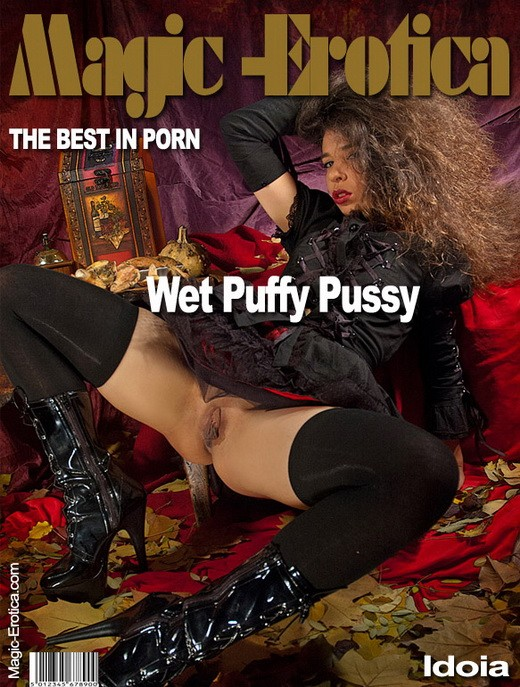 Idoia - `Wet Puffy Pussy` - by Luis Durante for MAGIC-EROTICA